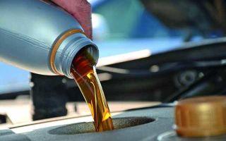 Дизельное масло в бензиновый двигатель: последствия