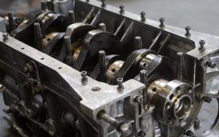 Момент затяжки коренных и шатунных вкладышей двигателя