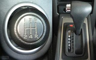 Автошкола: механика или автомат