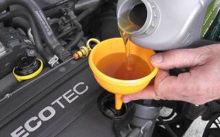 Чем промыть двигатель от эмульсии: промывка масляной системы