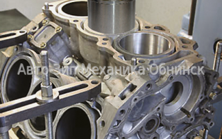 Что такое гильзовка блока цилиндров двигателя