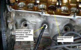 Как заменить маслосъемные колпачки