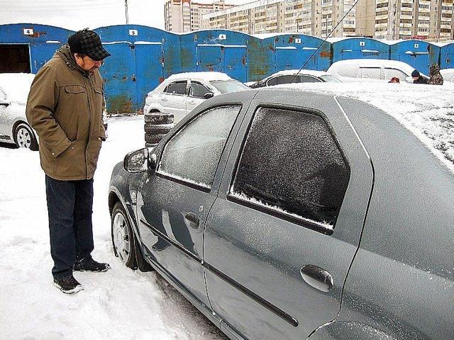 Плохо запускается двигатель на холодную