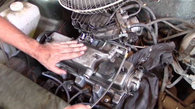 Пропадающий стук в двигателе: причина неисправности