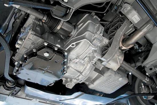 Как проверить масло в коробке Лада Гранта: механическая и автоматическая КПП