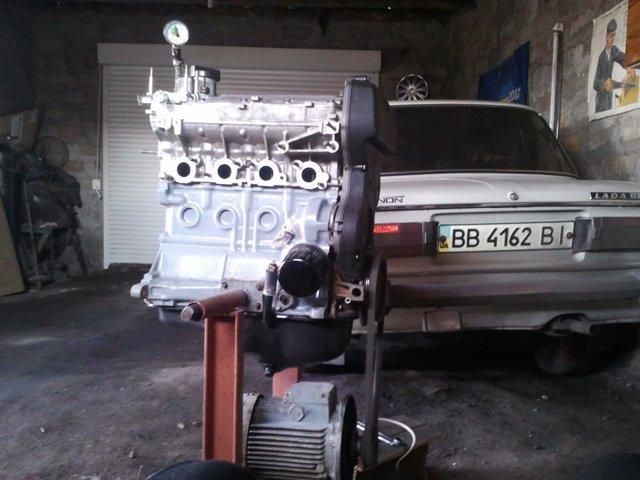 Как правильно обкатать двигатель после капремонта