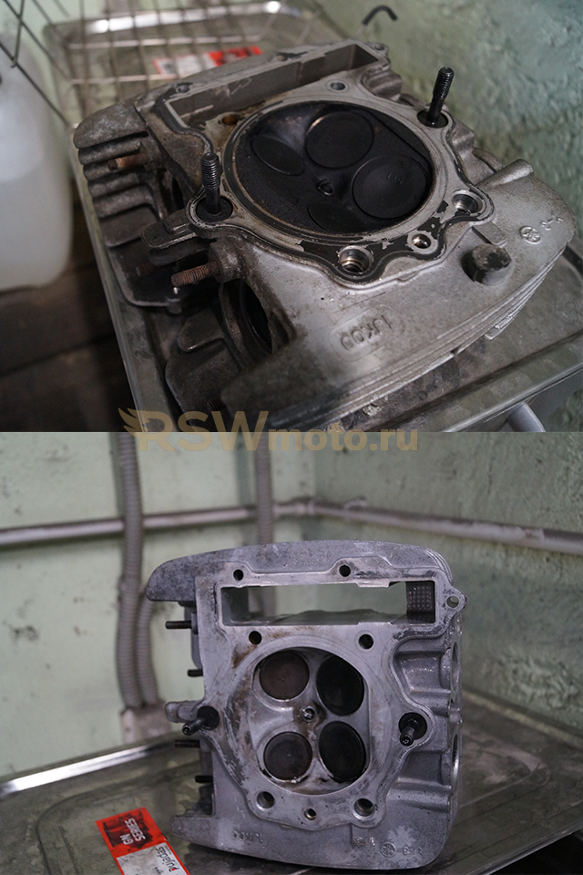 Ультразвуковая мойка двигателя автомобиля: как очистить детали ДВС