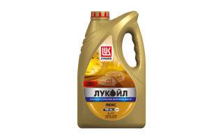 Моторное масло Лукойл Люкс 5w40: отзывы, характеристики и особенности