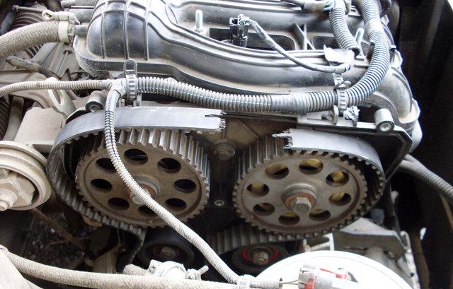 Заклинил двигатель: причины