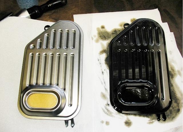Через сколько менять масло в коробке передач: механика и автомат