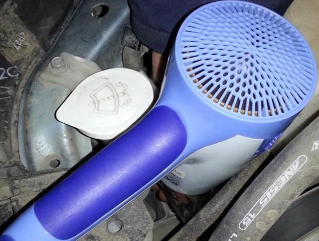 Замерзла вода в двигателе: что делать чтобы разморозить
