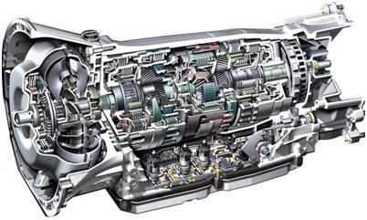 Автоматическая коробка передач: устройство АКПП и принцип работы