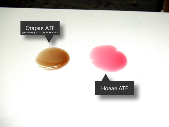 Как охлаждается масло в АКПП
