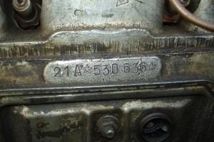 Нет номера двигателя в ПТС или номер двигателя не совпадает: какие последствия и что делать
