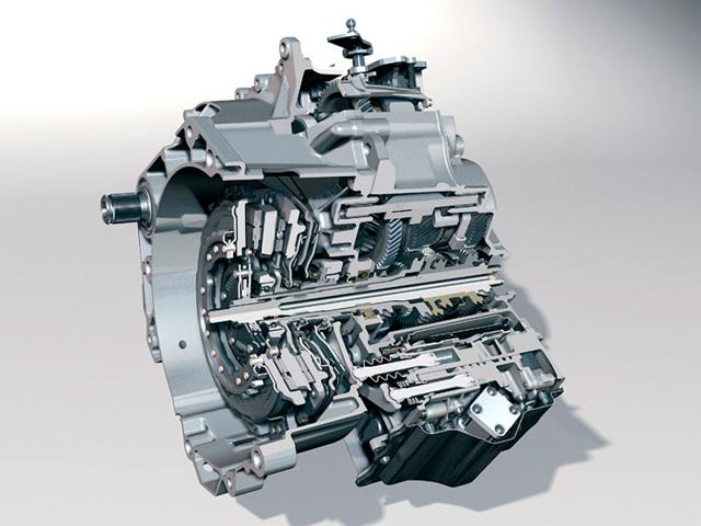 Новый Тигуан: коробка dsg-7 и особенности данной КПП