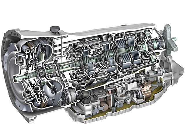 Диагностика трансмиссии: механическая КПП и коробка-автомат