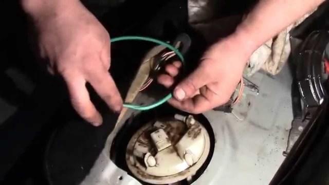Как заменить бензонасос самостоятельно