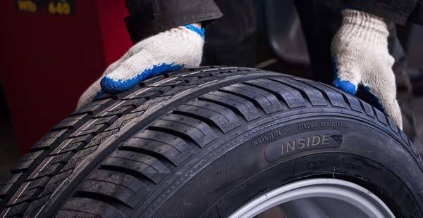 Надпись rotation на шинах: что значит
