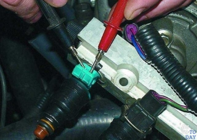 Как проверить форсунки не снимая с двигателя