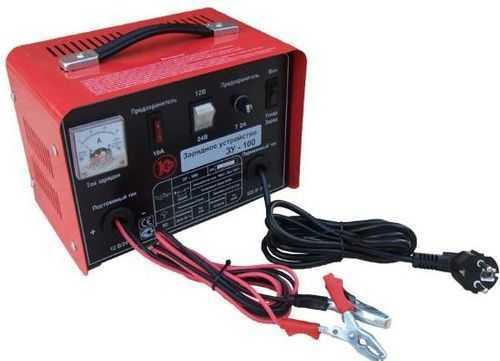Зарядное устройство для автомобильного аккумулятора: выбор и особенности