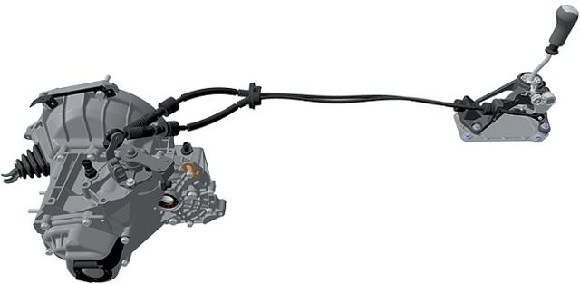Тросиковая коробка передач на Гранте: особенности