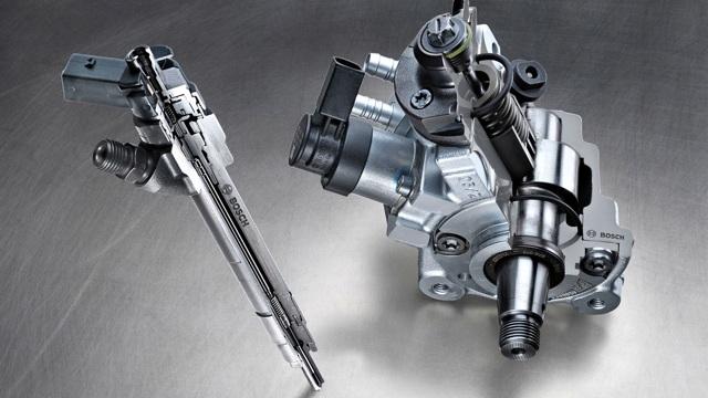 Устройство форсунки дизельного двигателя