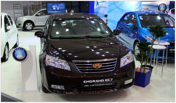 Китайские автомобили: автомат коробка