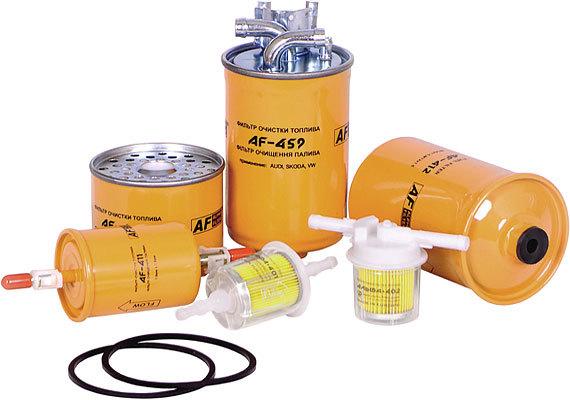 Устройство топливного фильтра дизельного двигателя