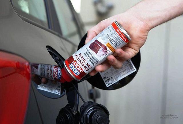 Присадки для двигателя в бензин: виды присадок в топливо и особенности