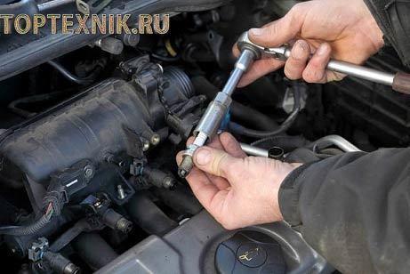 Троит двигатель: что это такое?