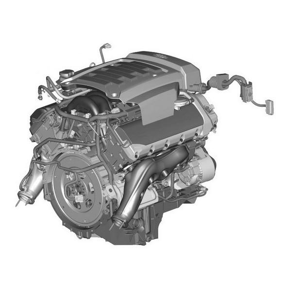 Двигатель Рендж Ровер: полезная информация