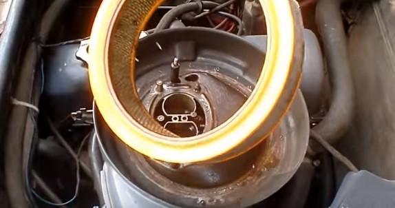 Регулировка клапанов ВАЗ 2107: как отрегулировать клапана