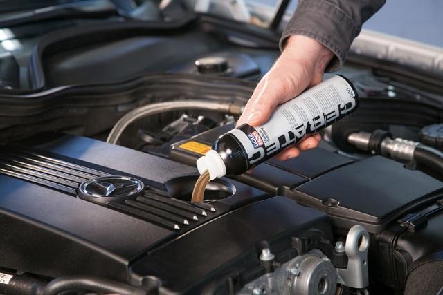 Как промыть двигатель при замене масла: разные способы