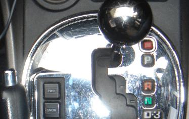 Коробка автомат на светофорах: нейтральная передача на автомате