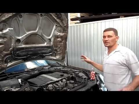 Промывка двигателя соляркой перед заменой масла