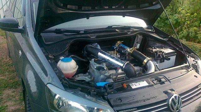 Новый двигатель Поло седан: особенности мотора