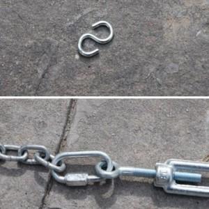 Цепи на колеса: как сделать цепи противоскольжения своими руками