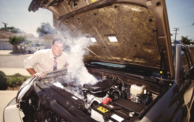 Плохая «приемистость» двигателя: основные причины