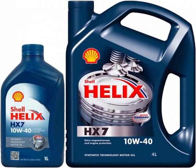 Моторное масло shell helix hx7 10w40: свойства, особенности, плюсы и минусы