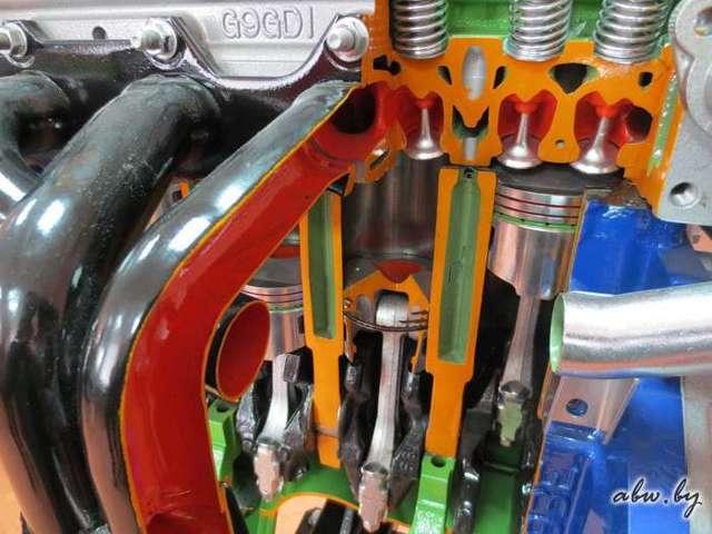 fsi двигатель: что это такое, недостатки и преимущества