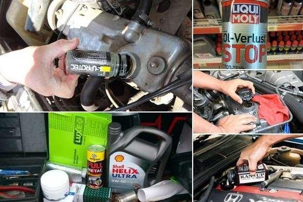 Загуститель масла для двигателя: как работаети стоит ли использовать
