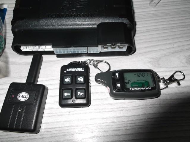 Сигнализация tomahawk 9010: инструкция Томагавк 9010