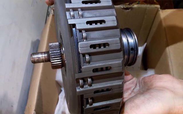 Сцепление АКПП: есть ли сцепление в коробке автомат