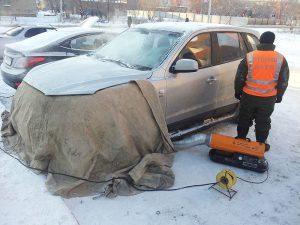 Замерзло масло в двигателе: что делать и как завести машину