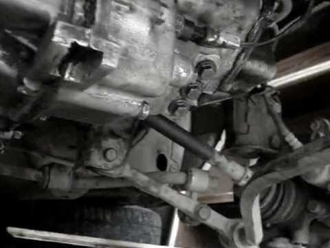 Рычаг переключения передач КПП: устройство, неисправности и ремонт