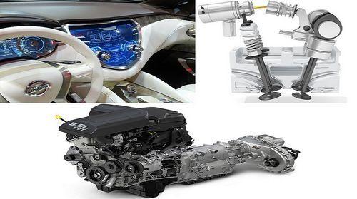 Двигатель с изменяемой степенью сжатия принцип работы и особенности
