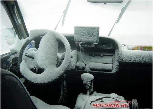 Как и сколько нужно прогревать машину с коробкой автомат зимой