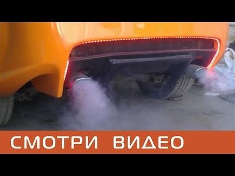 Раскоксовка дизельного двигателя