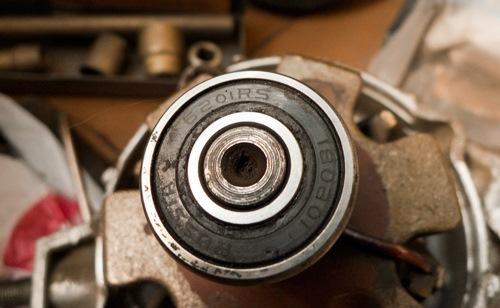 Генератор ВАЗ 2109: схема подключения, проверка, разборка и ремонт