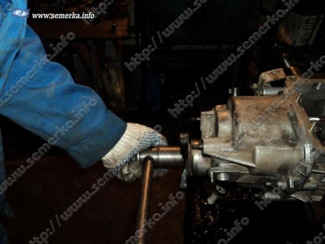 Устройство и особенности КПП ВАЗ 2107: схема, разборка, ремонт